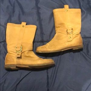 Used Cole Haan Short Riding Boot
